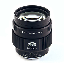 MC-Zenitar 50mm f/1.2 S Lens for Canon EF-S - Open Box Image 0