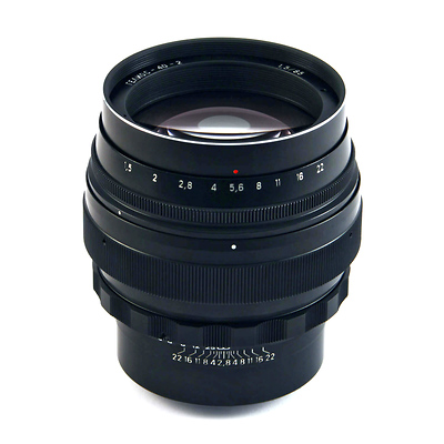 85mm f/1.5 MC-Helios #40-2 Lens for Canon EF Image 0