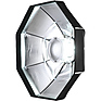 24 in. Luna II Folding Beauty Dish