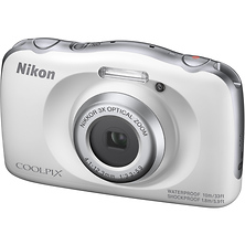 COOLPIX W150 Digital Camera (White) Image 0