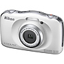 COOLPIX W150 Digital Camera (White)