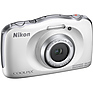 COOLPIX W150 Digital Camera (White) Thumbnail 1