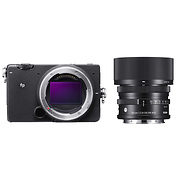 fp Mirrorless Digital Camera with 45mm f/2.8 DG DN Contemporary Lens