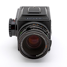 500CM Camera with 80mm f/2.8 CF Lens, and A12 Back (Black) - Used Image 0