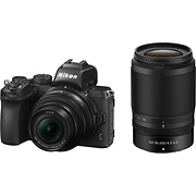 Z 50 Mirrorless Digital Camera with 16-50mm and 50-250mm Lenses