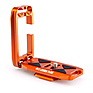 Ellie PD Universal L-Bracket with Peak Design Capture-Compatible Base (Copper Orange)