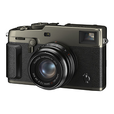X-Pro3 Mirrorless Digital Camera (Dura Black) Image 0