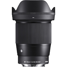 16mm f/1.4 DC DN Contemporary Lens for Canon EF-M Image 0