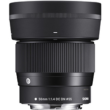 56mm f/1.4 DC DN Contemporary Lens for Canon EF-M Image 0