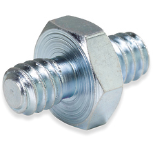 1/4 in.-20 Male to 1/4 in.-20 Male Thread Adapter Image 0