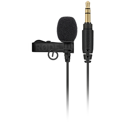 Lavalier GO Omnidirectional Lavalier Microphone for Wireless GO Systems Image 0