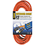 25 ft. 14/3 Heavy Duty Outdoor Extension Cord (Orange)
