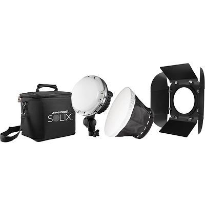 Solix Bi-Color 1-Light Compact Kit Image 0