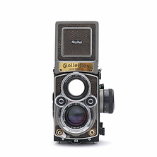Rolleiflex 2.8 GX Edition 60 Year Gold Plate - Pre-Owned Image 0