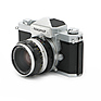 Nikomat FTN Camera with 50mm f/2.0 Lens - Used