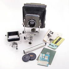 Norma 8x10 Camera with 300mm Lens Kit - Used Image 0