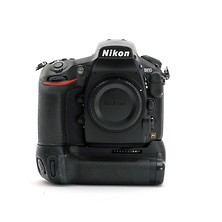 D810 Camera Body with MB-D12 Grip - Used Image 0