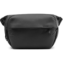 Everyday Sling v2 (10L, Black) Image 0