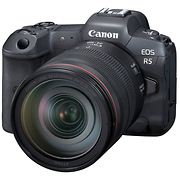 EOS R5 Mirrorless Digital Camera with 24-105mm f/4L Lens
