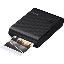 SELPHY Square QX10 Compact Photo Printer (Black) Image 0