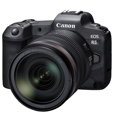 EOS R5 Mirrorless Digital Camera Body Image 0