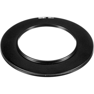 55-82mm Step-Up Ring for 82mm C4 Cinema Filter Holder and V5 or V6 Series 100mm Filter Holder Adapter Rings Image 0