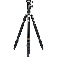 W-1004 Waterproof Aluminum Tripod with K-10X Ball Head Kit Image 0