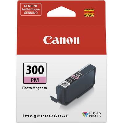 PFI-300 Photo Magenta Ink Tank Image 0