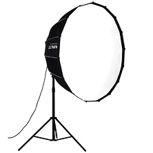 47 in. Para 120 Quick-Open Softbox with Bowens Mount Image 0