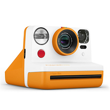 Now Instant Film Camera (Orange) Image 0