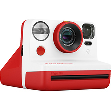 Now Instant Film Camera (Red) Image 0