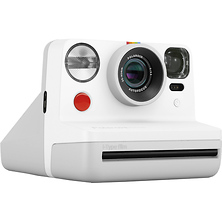 Now Instant Film Camera (White) Image 0