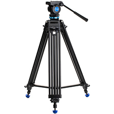 KH25P Video Tripod and Head Image 0