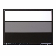 ColorChecker Gray Scale Card Image 0