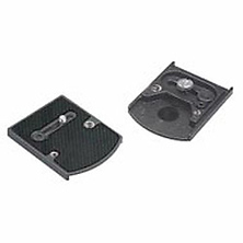 410PL Low Profile Quick Release Mounting Plate with 1/4