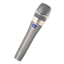 enCORE 100 Dynamic Handheld Cardioid Microphone (Silver) Image 0
