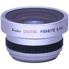 SGW-043 0.43X Wide-Angle Fisheye Digital-Video Lens (37mm Mount Thread) Image 0