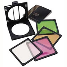 Gel Snap with Color Temperature Polyester Filter Set Image 0