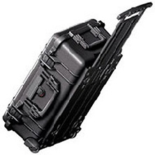 1514 Watertight Hard Case Carry On with Dividers (Black) Image 0