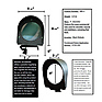 Magnifty MN-1 LCD Magnifier for DSLR Rigs Thumbnail 2