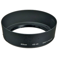 HB-45 Lens Hood for 18-55mm f/3.5-5.6 Lens Image 0
