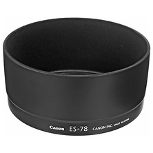 ES-78 Lens Hood for EF 50mm f/1.2L USM Lens Image 0