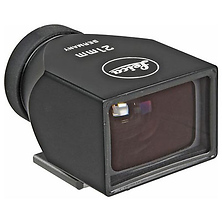 Brightline Finder M-21 for the 21mm M Lens (Black) Image 0