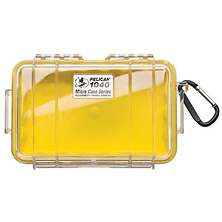 1040 Micro Hard Case (Clear Yellow) Image 0