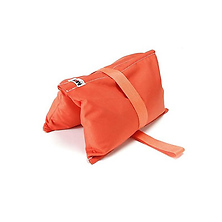 Cordura 25 Lb Sandbag (Orange) Image 0