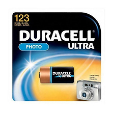 DL123ABPK Ultra Lithium Battery Image 0