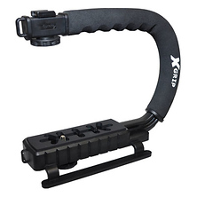 X-Grip Stabilization Handle for Professional Video Camera Image 0