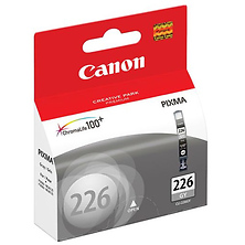 CLI-226 Gray Ink Cartridge Image 0