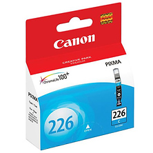 CLI-226 Cyan Ink Cartridge Image 0