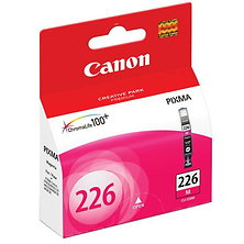 CLI-226 Magenta Ink Cartridge Image 0